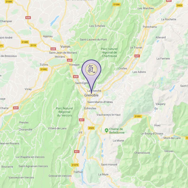 Secteur Grenoble