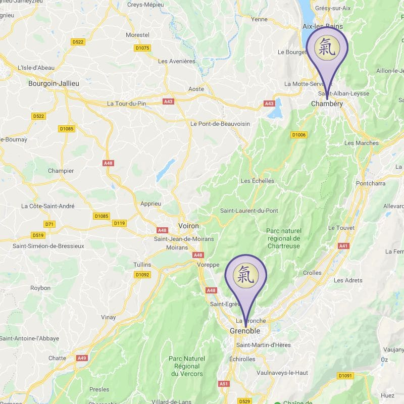 Secteur Grenoble Chambéry